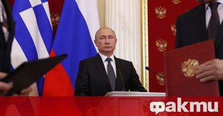 Руският президент Владимир Путин заяви, че руските ваксини срещу коронавируса