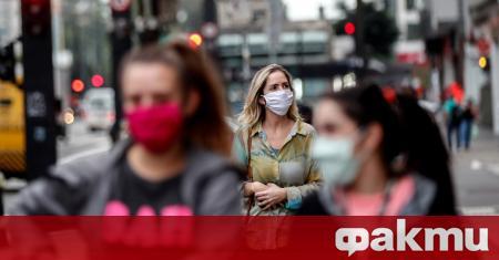 Бразилия регистрира за последното денонощие 1272 смъртни случая, свързани с