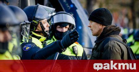 Холандската полиция съобщи за експлозия на място за тестване за