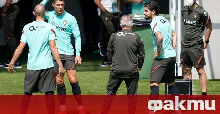 Нападателят на Португалия и една от най-големите звезди на UEFA