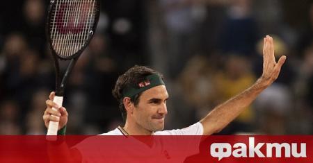 Швейцарската тенис легенда - Роджър Федерер, посочи причината, която може