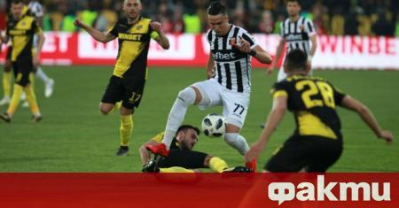 Ботев победи с 2:0 Локомотив в дербито на Пловдив от