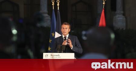 Френският президент Емануел Макрон отрече да се стреми да дърпа