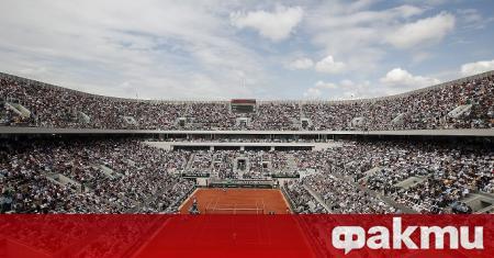 Френската тенис федерация ще подкрепи играта в своята страна с