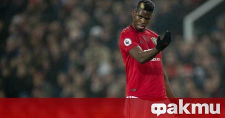 Пол Погба иска нов договор с Манчестър Юнайтед, тъй като