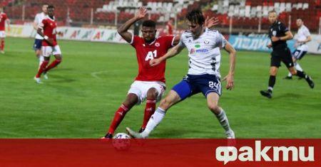 Бразилският гранд Коринтианс проявява интерес към футболиста на ЦСКА Жеферсон,