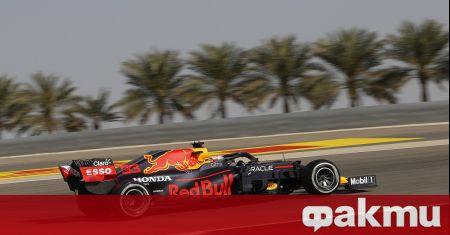 Звездата на отбора на Ред Бул във Формула 1 Макс
