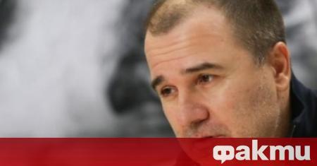Собственикът на хазартната компания Efbet Цветомир Найденов не пропусна да