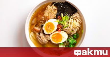 Супата рамен е едно от най-традиционните и известни по цял
