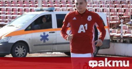 Капитанът на ЦСКА Валентин Антов обяви, че е много важно