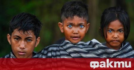 Геолог откри на остров в Индонезия племе, в което хората