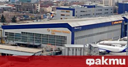 Ремонтната база на Lufthansa Technik в София ще бъде разширена.