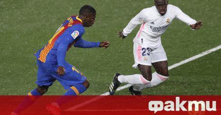 Левият бек Ферлан Менди ще пропусне мачовете на Реал Мадрид