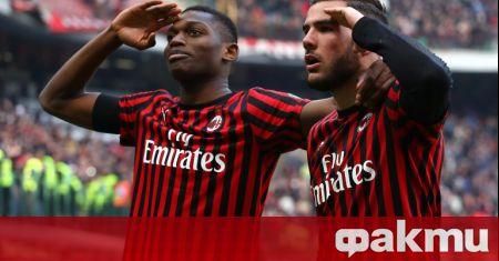 Двама футболисти на Милан са дали положителни проби за коронавирус,
