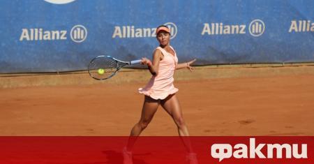 Виктория Томова започна с победа участието си в квалификациите на