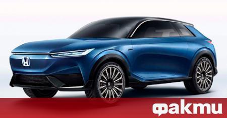 На автосалона в Пекин Honda показа прототип на нов електрически