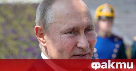 Президентът на Русия Владимир Путин заяви, че протестите срещу расизма