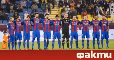 Петима футболисти и двама треньори в шампиона на Испания Барселона