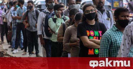 Индия регистрира спад на случаите на заразяване с коронавирус в