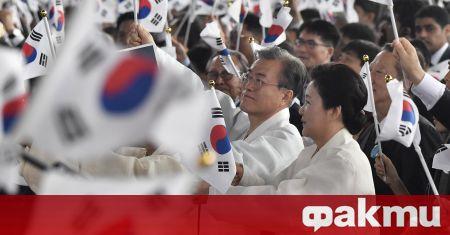 Държавният глава на Южна Корея Мун Дже Ин обяви кандидатурата
