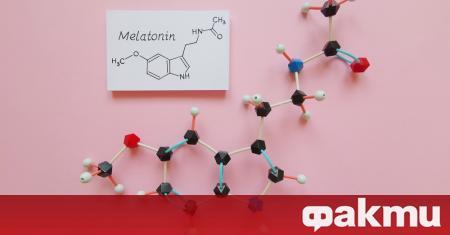 Мелатонинът е хормон, произвеждан в човешкото тяло. Той има важен