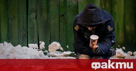 Бездомен мъж от Великобритания призна за убийство, което е извършил