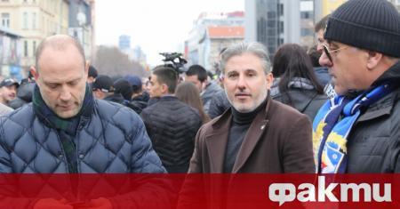 Баскетболният треньор Тити Папазов коментира ситуацията с предоставянето на акциите