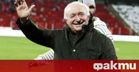 Легендата на ЦСКА Петър Жеков сподели мнението си за изминалия