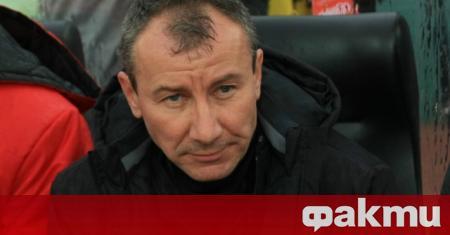 Новият треньор на ЦСКА Стамен Белчев ще получава 3 пъти