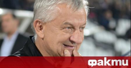 Собственикът на Локомотив Пловдив Христо Крушарски разкри, че до този