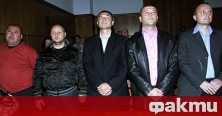 Петимата полицаи, осъдени за смъртта на Ангел Димитров - Чората,