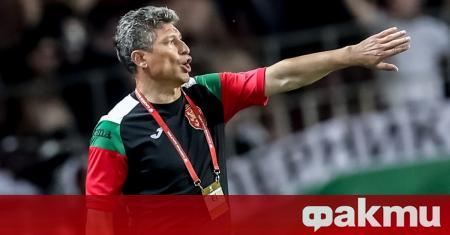На 1 юни легендата на българския футбол Красимир Балъков ще