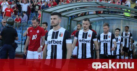 Футболистът на Локомотив Пловдив Лукас Салинас повече няма да играе