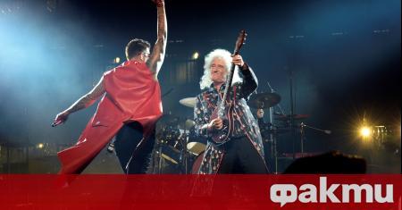Легендарният китарист на Queen Брайън Мей е бил хоспитализиран след