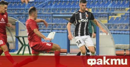Локомотив (Пловдив) победи с 1:0 като гост черногорския Искра (Даниловград)