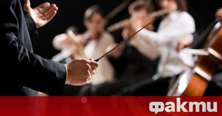 Един от най-обичаните и популярни диригенти и композитори Фредерик Шаслен