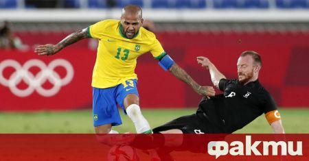 Олимпийският шампион с Бразилия от Токио 2020 Дани Алвеш все