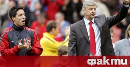 Легендарният мениджър на Арсенал и настоящ директор във ФИФА Арсен