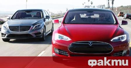 Общоприето е, че купувачите на електрически автомобили карат малко, а