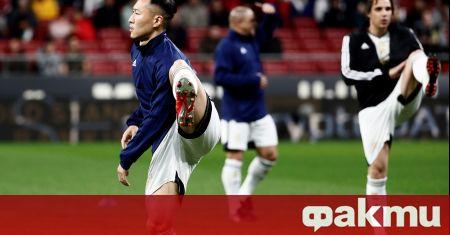 Настоящият футболен шампион на Китай Джансу Сунинг прекрати дейността си