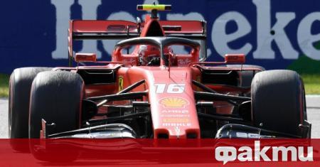 Ferrari ще направи няколко промени по болида си за предстоящото