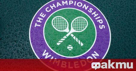 Oрганизаторите на турнира по тенис на Уимбълдън са решили да
