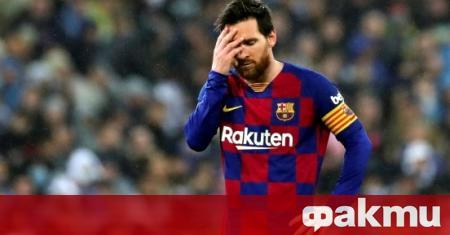 Наставникът на Барселона Кике Сетиен отрече информациите, че е възможно