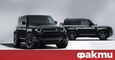 Land Rover чества участието си в последния филм за Джеймс