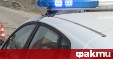 17-годишен младеж се е опитал да избегне полицейска проверка в