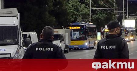 Тази сутрин на територията на столицата се проведе специализирана полицейска