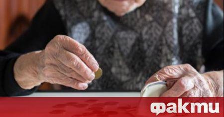 Общо 916 000 пенсионери няма да получат увеличение на пенсията
