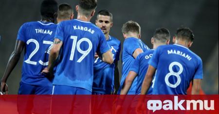 Централният защитник на Левски Янис Каргас е желан от гръцкия