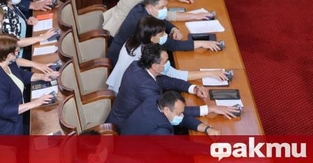 От началото на годината 44-ото Народно събрание е приело 72
