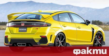 Инженерите на Honda вече са избистрили концепцията за следващото поколение